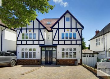 Thumbnail 4 bed property for sale in Rundell Crescent, Hendon, London
