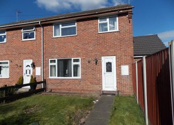 Thumbnail 3 bed semi-detached house for sale in Wallis Close, Draycott, Derby