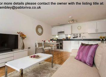 Thumbnail 2 bedroom flat to rent in 1 Corringham Rd, Wembley, London