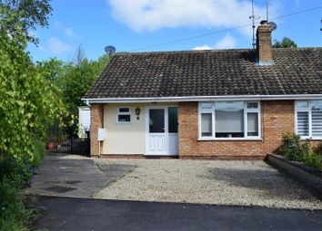 Thumbnail 2 bed semi-detached bungalow for sale in Greenway Close, Shipston-On-Stour