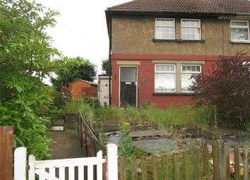 Thumbnail 2 bed semi-detached house for sale in Lynfield Drive, Daisy Hill, Bradford, West Yorkshire