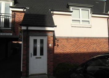 Thumbnail 2 bedroom flat for sale in Marshall Close, Ashington