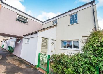 Thumbnail 3 bed end terrace house for sale in Crabtree, Paston, Peterborough, Cambridgeshire
