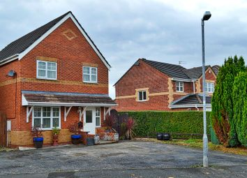 Thumbnail 3 bed detached house for sale in Marlowe Road, Northwich