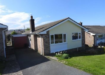 Thumbnail 2 bed detached bungalow for sale in Ffordd Y Bedol, Aberporth, Cardigan