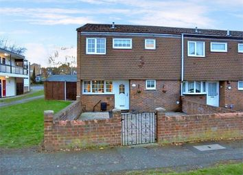 Thumbnail 3 bed end terrace house for sale in Brickenden Court, Waltham Abbey, Essex