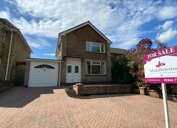 Thumbnail 3 bed semi-detached house for sale in Nottingham Road, Melton Mowbray