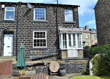 Thumbnail 1 bed terraced house for sale in Longwood Road, Huddersfield