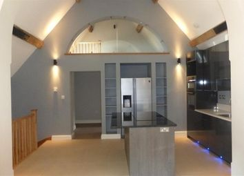 Thumbnail 4 bed barn conversion to rent in Old Hall Court, Fradley