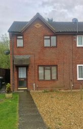 Thumbnail 2 bed property to rent in Howkins Road, Rugby