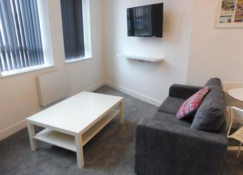 Thumbnail 1 bed flat to rent in College Street, Swansea