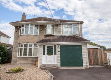 Thumbnail 4 bed detached house for sale in Yewstock Crescent West, Chippenham