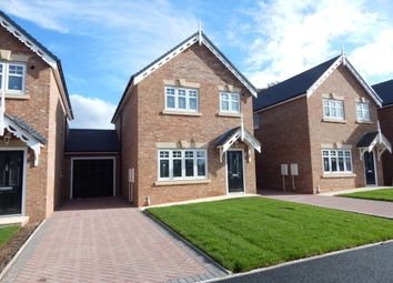 Thumbnail 3 bed link-detached house for sale in Field View, Chase Terrace, Burntwood