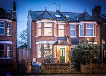 Thumbnail 4 bed semi-detached house for sale in Gloucester Road, Kingston Upon Thames