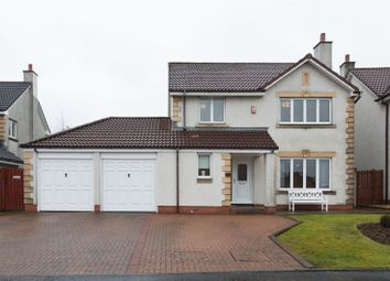 Thumbnail 4 bed detached house for sale in 24 Cypress Glade, Livingston, West Lothian