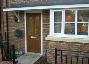 Thumbnail 4 bed town house to rent in Payne Close, Crowborough