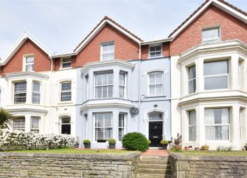 Thumbnail 6 bed terraced house for sale in Eaton Crescent, Uplands, Swansea