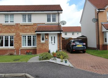 Thumbnail 3 bed semi-detached house for sale in 54, Shankly Drive, Newmains, Wishaw, North Lanarkshire