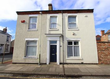 Thumbnail 3 bedroom end terrace house for sale in Larchfield Street, Darlington