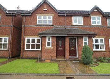 Thumbnail 2 bed mews house to rent in Leys Close, Elswick, Preston