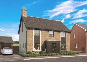 Thumbnail 4 bed detached house for sale in The Calder, Plot 117 Lakeview, Witney, Oxfordshire