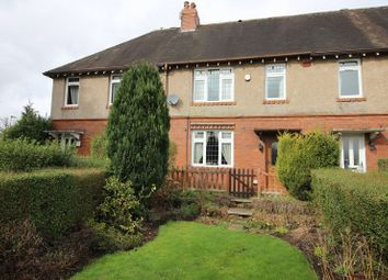 Thumbnail 2 bed terraced house for sale in The Walks, Leek