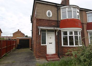 Thumbnail 3 bed semi-detached house for sale in Teal Road, Darlington