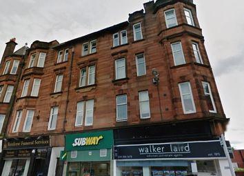 Thumbnail 1 bedroom flat for sale in Canal Street, Renfrew, Renfrewshire