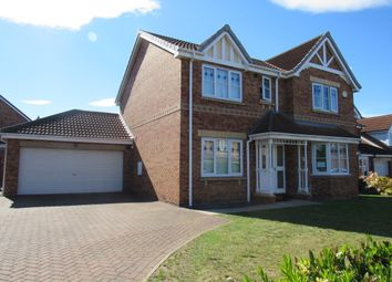 Thumbnail 4 bedroom detached house for sale in Tickhill Way, Rossington