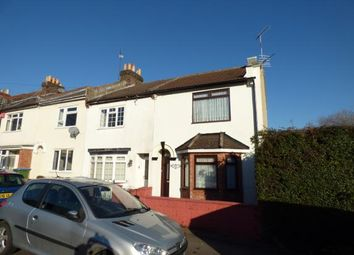 Thumbnail 3 bedroom end terrace house for sale in Brickfield Road, Southampton