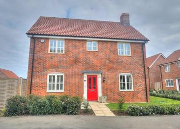Thumbnail 3 bed semi-detached house for sale in Wilson Road, Norwich