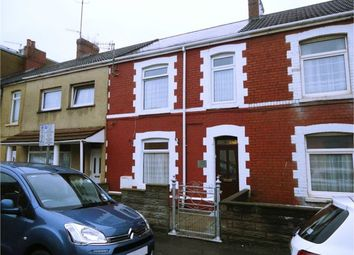 Thumbnail 3 bedroom terraced house for sale in Tydraw Street, Port Talbot, Port Talbot, West Glamorgan