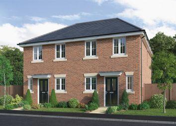 Thumbnail 2 bed semi-detached house for sale in Platt Lane, Keyworth, Nottingham