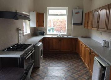 Thumbnail 7 bedroom shared accommodation to rent in Riversdale Terrace, Sunderland