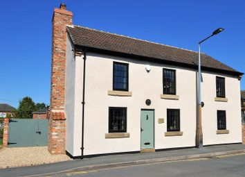 Thumbnail 3 bed cottage for sale in Oates Cottage, North Eastern Road, Thorne, Doncaster