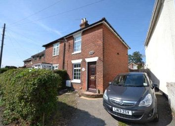 Thumbnail 2 bed semi-detached house to rent in Pound Street, Southampton