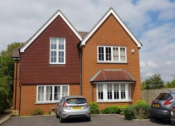 Thumbnail 2 bed flat for sale in Rectory Close, Newbury
