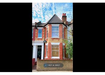 Thumbnail 5 bed terraced house to rent in Durlston Road, London