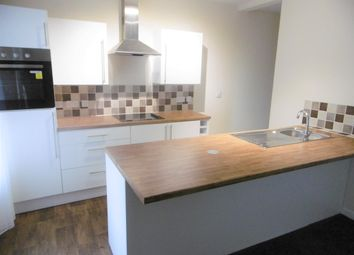 Thumbnail 2 bed flat to rent in Chesterfield Road, North Wingfield, Chesterfield