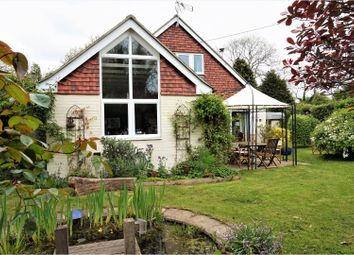 Thumbnail 3 bed property for sale in Stelling Minnis, Canterbury