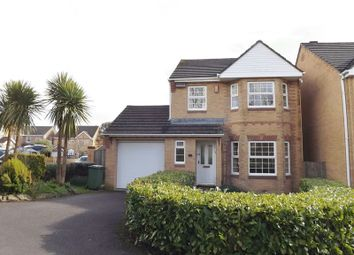 Thumbnail 3 bed detached house for sale in Campion Drive, Yeovil