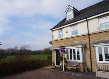 Thumbnail 3 bed town house for sale in Springfield Court, Liversedge