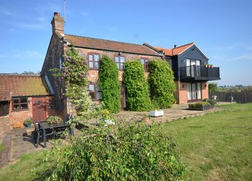 Thumbnail 5 bed property for sale in Caister Road, Acle, Norwich