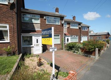 Thumbnail 3 bedroom town house for sale in Heathfield Drive, Morris Green, Bolton.
