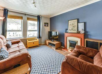 Thumbnail 2 bed flat for sale in Bonhill Road, Dumbarton