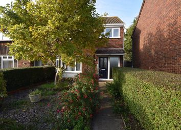Thumbnail 3 bedroom end terrace house for sale in Somerset Close, Bletchley, Milton Keynes