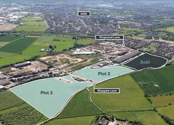 Thumbnail Land for sale in Commercial Land, Stopgate Lane, Simonswood, Knowsley, Merseyside