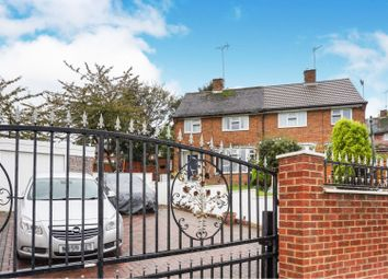 Thumbnail 3 bed semi-detached house for sale in Butterbowl Drive, Leeds