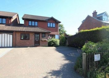 Thumbnail 4 bed link-detached house for sale in The Hatches, Frimley Green, Camberley
