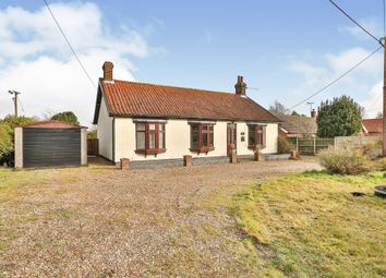 Thumbnail 3 bed detached bungalow for sale in Hall Street, Briston, Melton Constable